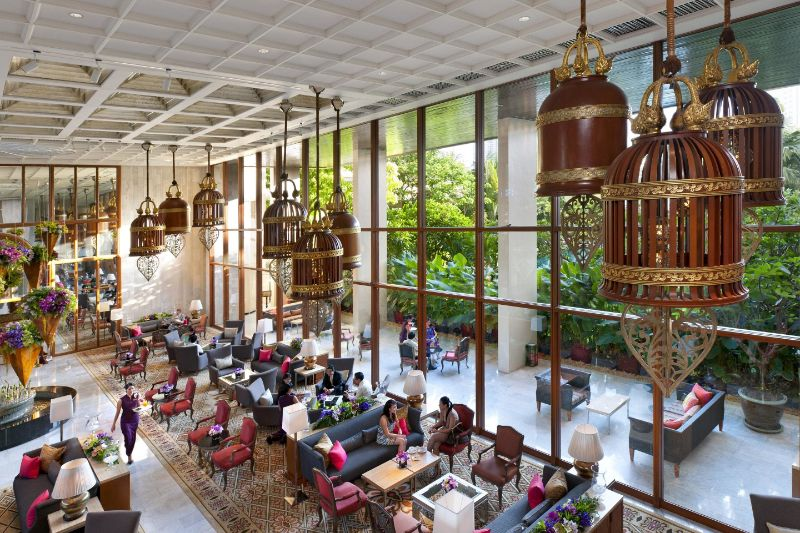 Get Impressed By These 10 Best Hotel Lobbies In The World best hotel lobbies Get Impressed By These 10 Best Hotel Lobbies In The World 2
