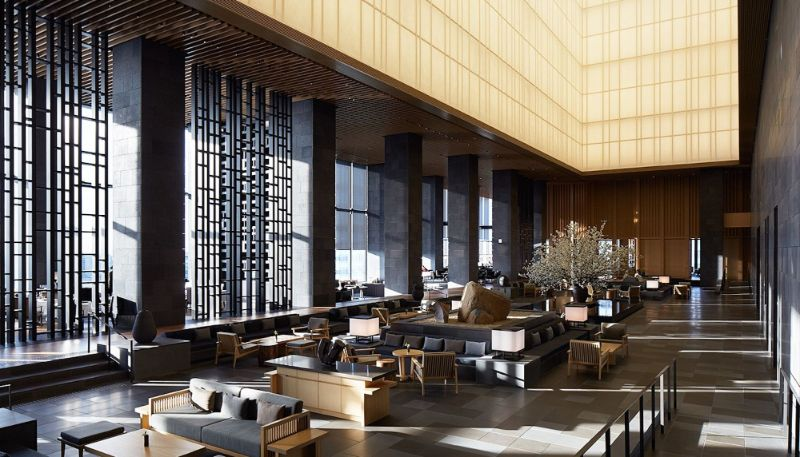 Get Impressed By These 10 Best Hotel Lobbies In The World best hotel lobbies Get Impressed By These 10 Best Hotel Lobbies In The World 4