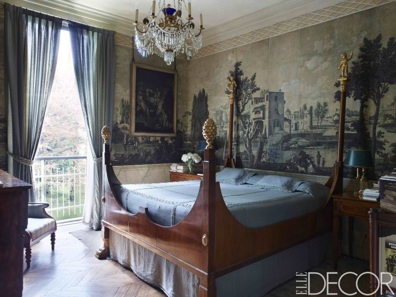 Maximalist and Supreme Bedroom Interiors by Studio Peregalli studio peregalli Maximalist and Supreme Bedroom Interiors by Studio Peregalli 55d63fe7bc000ebadbcc08b55633d445