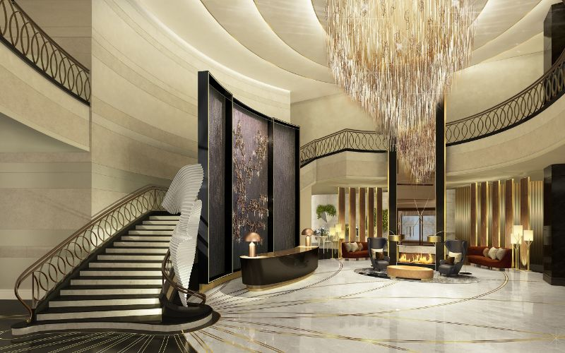 Get Impressed By These 10 Best Hotel Lobbies In The World best hotel lobbies Get Impressed By These 10 Best Hotel Lobbies In The World 8