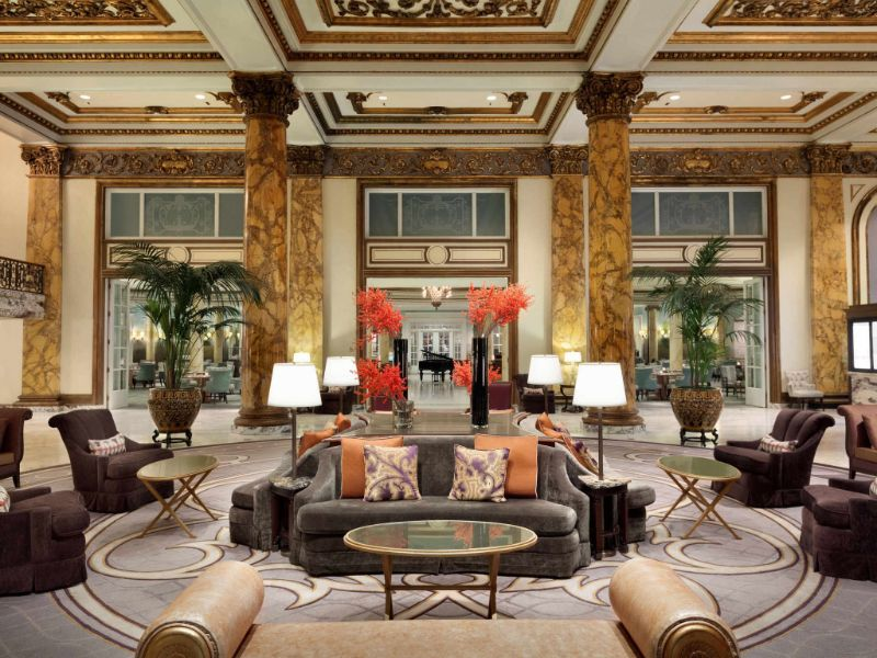 Get Impressed By These 10 Best Hotel Lobbies In The World best hotel lobbies Get Impressed By These 10 Best Hotel Lobbies In The World 9