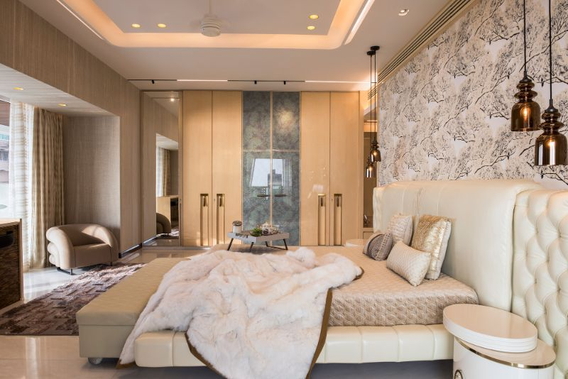 A True Passion For Luxury Design: Bedroom Interiors By ZZ Architects zz architects A True Passion For Luxury Design: Bedroom Interiors By ZZ Architects A True Passion For Luxury Design Bedroom Interiors By ZZ Architects 1