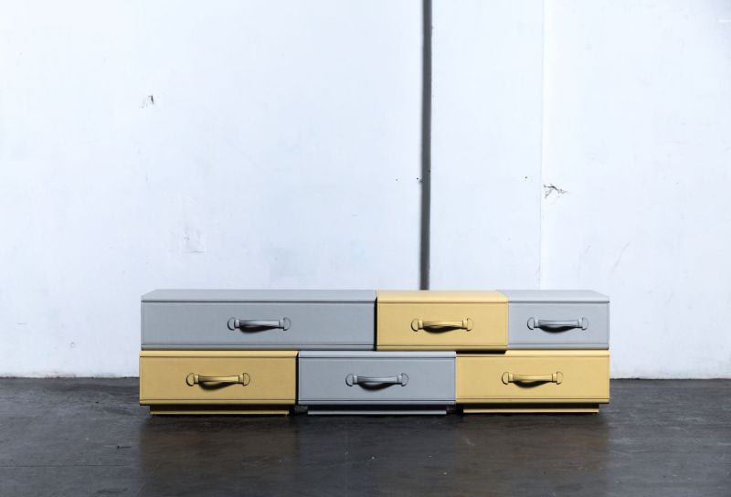 Iconic Bedroom Furniture Pieces By Maarten De Ceulaer maarten de ceulaer Iconic Bedroom Furniture Pieces By Maarten De Ceulaer BED END OF BRIEFCASES
