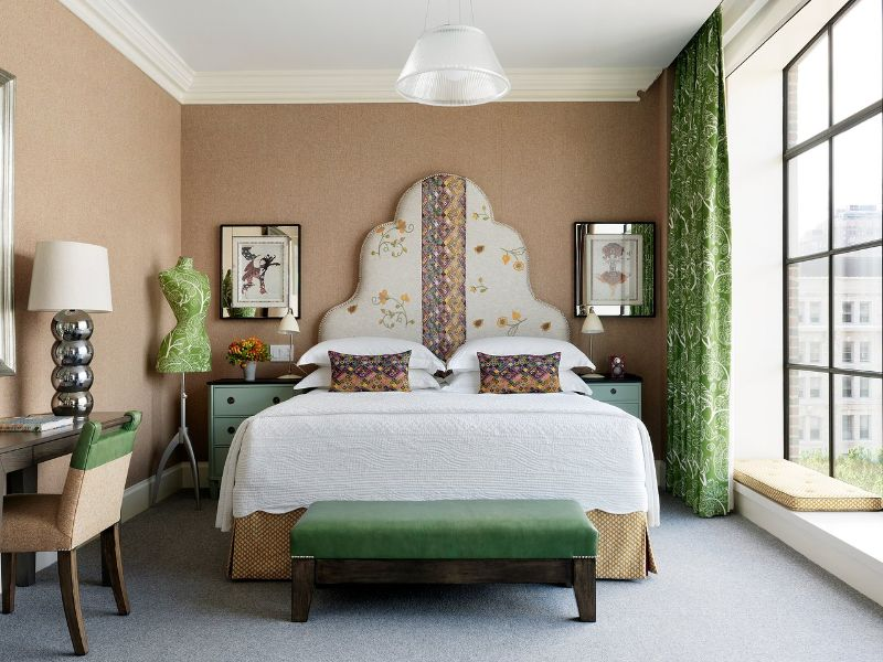 An Expert And Unique Selection: The 5 Best Design Hotels In New York design hotels in new york An Expert And Unique Selection: The 5 Best Design Hotels In New York CROSBY STREET HOTEL 1
