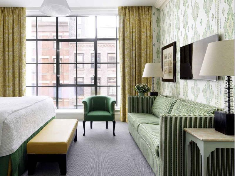 An Expert And Unique Selection: The 5 Best Design Hotels In New York design hotels in new york An Expert And Unique Selection: The 5 Best Design Hotels In New York CROSBY STREET HOTEL 2
