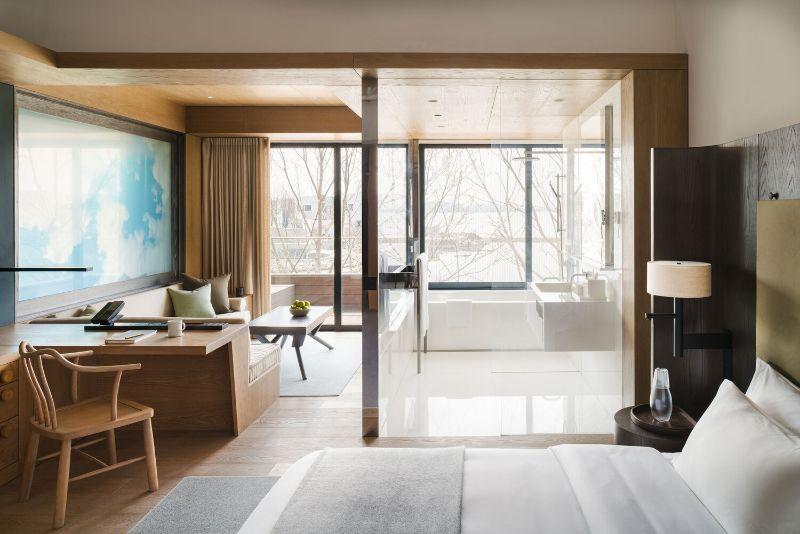 Inside Sangha At One Hotel: A Modern Design Project By Tsao & McKown tsao and mckown Inside Sangha At One Hotel: A Modern Design Project By Tsao and McKown Inside One Hotel A Modern Design Project By Tsao McKown 4