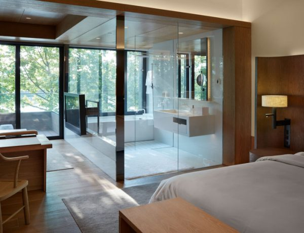 tsao and mckown Inside Sangha At One Hotel: A Modern Design Project By Tsao and McKown Inside One Hotel A Modern Design Project By Tsao McKown 6 1 600x460 master bedroom ideas Master Bedroom Ideas Inside One Hotel A Modern Design Project By Tsao McKown 6 1 600x460