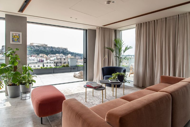 Where Glamour Lives: Get Amazed By The Perianth Hotel's Unique Design unique design Where Glamour Lives: Get Amazed By The Perianth Hotel's Unique Design Perianth Hotel Athens 7