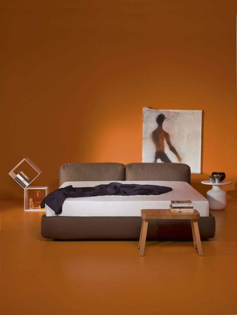 The Best Of Italian Design: Bedroom Furniture Pieces By Cappellini cappellini The Best Of Italian Design: Bedroom Furniture Pieces By Cappellini SUPEROBLONG BED