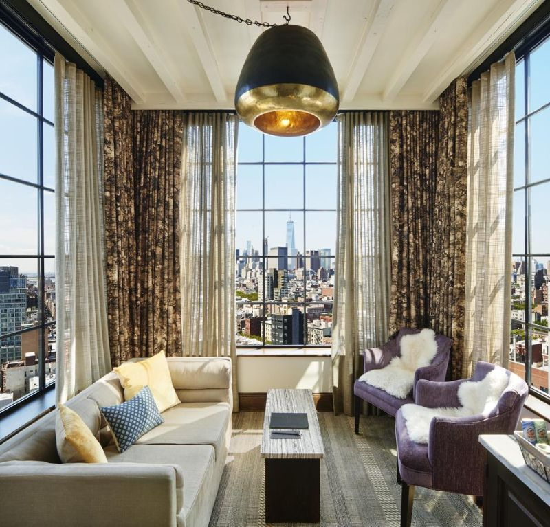 An Expert And Unique Selection: The 5 Best Design Hotels In New York design hotels in new york An Expert And Unique Selection: The 5 Best Design Hotels In New York THE LUDLOW 2