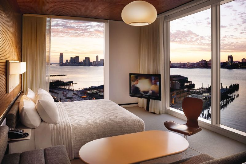 An Expert And Unique Selection: The 5 Best Design Hotels In New York design hotels in new york An Expert And Unique Selection: The 5 Best Design Hotels In New York THE STANDARD 1
