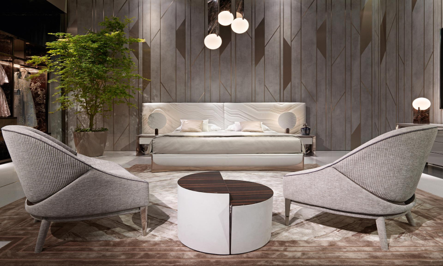 luxury design The Ca' Foscari Bedroom: An Icon Of Luxury Design By Ipe Cavalli The Ca Foscari Bedroom An Icon Of Luxury Design By Ipe Cavalli 11 1
