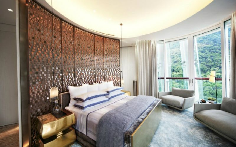 Discover Inspiring Bedroom Interiors By Top Design Studios design studios Discover Inspiring Bedroom Interiors By Top Design Studios Wonderful Bedroom Interiors by Yabu Pushelberg 1