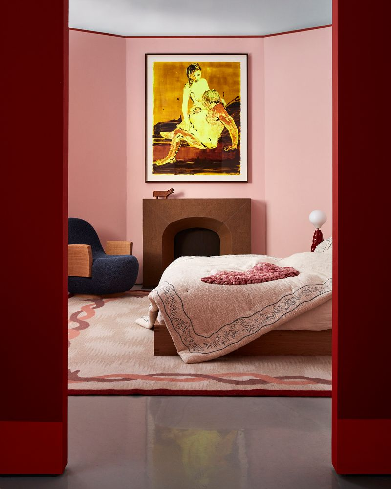 Refined And Modern Bedroom Interiors By Pierre Yovanovitch pierre yovanovitch Refined And Modern Bedroom Interiors By Pierre Yovanovitch Yovanovitch RandCo LOVE Nov2019 SKJ 13