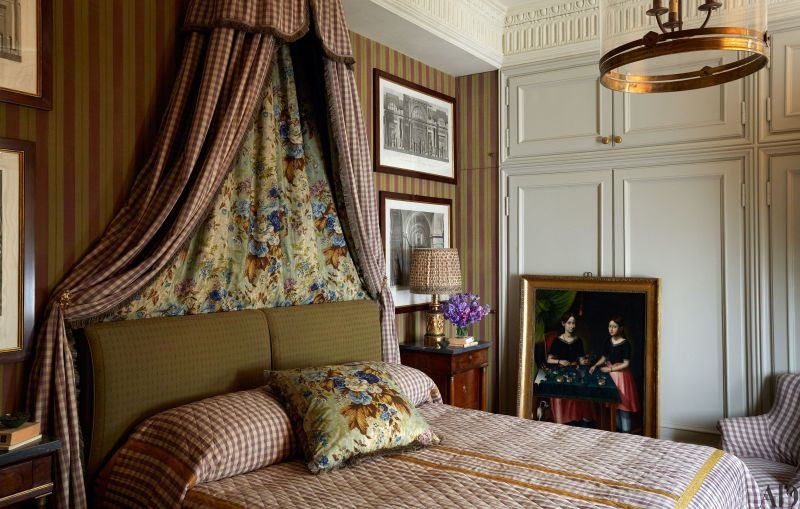 Maximalist and Supreme Bedroom Interiors by Studio Peregalli studio peregalli Maximalist and Supreme Bedroom Interiors by Studio Peregalli a6e7401d370630be174f4be509f9dda6