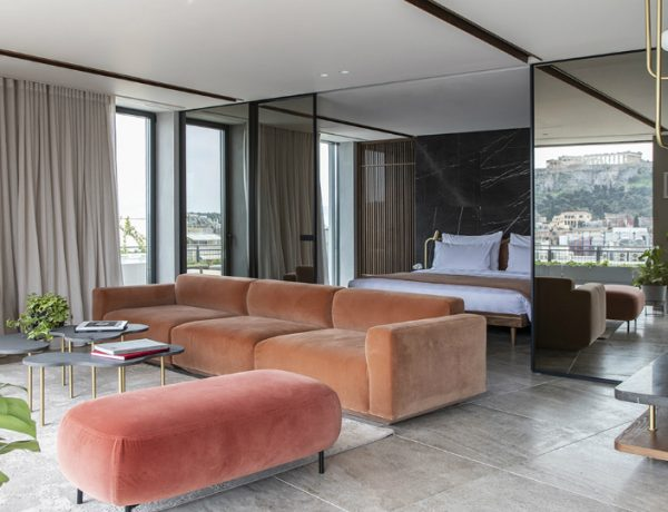 unique design Where Glamour Lives: Get Amazed By The Perianth Hotel's Unique Design featured 7 600x460