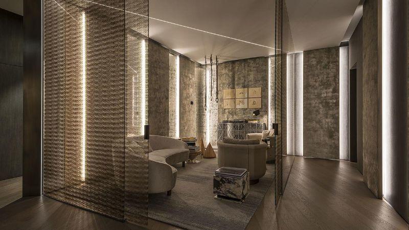 The Fendi Private Suites: Modern And Elegant Master Bedrooms In Rome fendi The Fendi Private Suites: Modern And Elegant Master Bedrooms In Rome fendi 1
