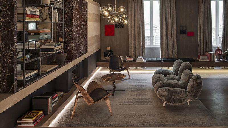 The Fendi Private Suites: Modern And Elegant Master Bedrooms In Rome fendi The Fendi Private Suites: Modern And Elegant Master Bedrooms In Rome junior suite 1 1