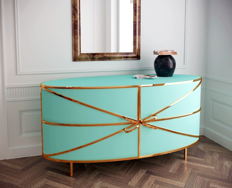 Five Unique And Modern Sideboards For Your Contemporary Bedroom modern sideboards Five Unique And Modern Sideboards For Your Contemporary Bedroom 88 Secret Sideboard by Nika Zupanc