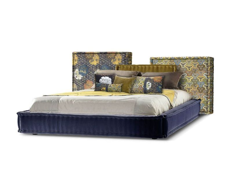 Elegant and Timeless Bedroom Furniture Pieces by Roche Bobois roche bobois Elegant and Timeless Bedroom Furniture Pieces by Roche Bobois Bed Roche Bobois Mah Jong 2