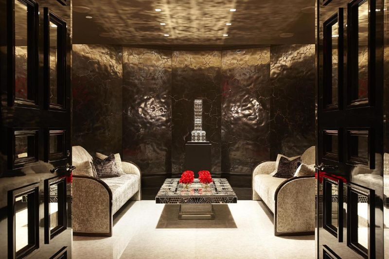 Classic Details Inside Baccarat Hotel: A Gilles and Boissier's Project gilles et boissier The Five-Star Baccarat Hotel: A Supreme Design By Gilles Et Boissier Classic Details Inside Baccarat Hotel A Gilles and Boissiers Project 12