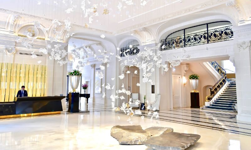 Inspired By Haute Couture: Inside The Peninsula Paris Luxury Hotel peninsula paris Inspired By Haute Couture: Inside The Peninsula Paris Luxury Hotel Inspired By Haute Couture Inside The Peninsula Paris Luxury Hotel 4