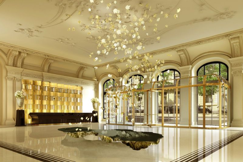 Inspired By Haute Couture: Inside The Peninsula Paris Luxury Hotel peninsula paris Inspired By Haute Couture: Inside The Peninsula Paris Luxury Hotel Inspired By Haute Couture Inside The Peninsula Paris Luxury Hotel 7