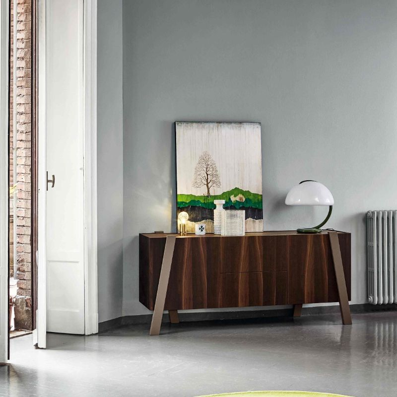 Five Unique And Modern Sideboards For Your Contemporary Bedroom modern sideboards Five Unique And Modern Sideboards For Your Contemporary Bedroom NOTE SIDEBOARD BONALDO 2