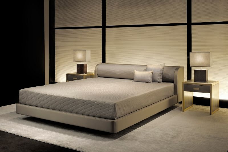 All About Luxury Design: Discover The Most Elegant Beds by Armani Casa armani casa All About Luxury Design: Discover The Most Elegant Beds by Armani Casa armanicasa armanicasa botticelli bed 1