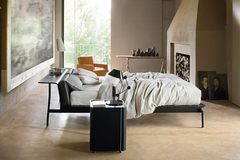Symbols Of Comfortable Elegance: Modern Beds By Cassina cassina Symbols Of Comfortable Elegance: Modern Beds By Cassina L41 SLED 2