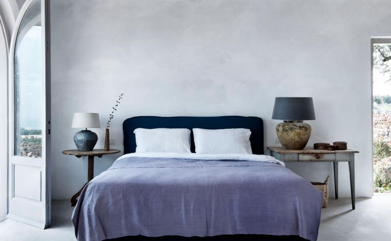 Warm Colors And Patterns: Bedroom Interiors By Alexander Waterworth alexander waterworth Warm Colors And Patterns: Bedroom Interiors By Alexander Waterworth 1