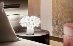 slamp 10 Modern Table Lamps By Slamp: A Glam Touch Inside Your Bedroom CLIZIA TABLE 1 240x150