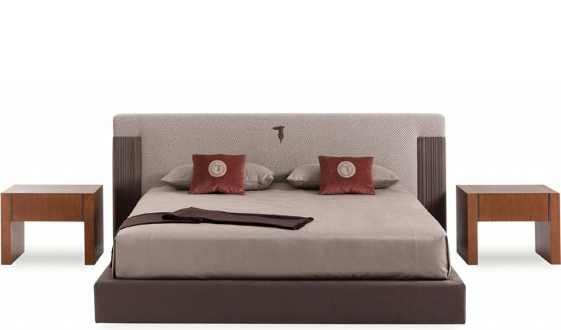 Pure Elegance Concepts: Modern Bedroom Furniture By Trussardi Casa trussardi casa Pure Elegance Concepts: Modern Bedroom Furniture By Trussardi Casa DEVEN BED