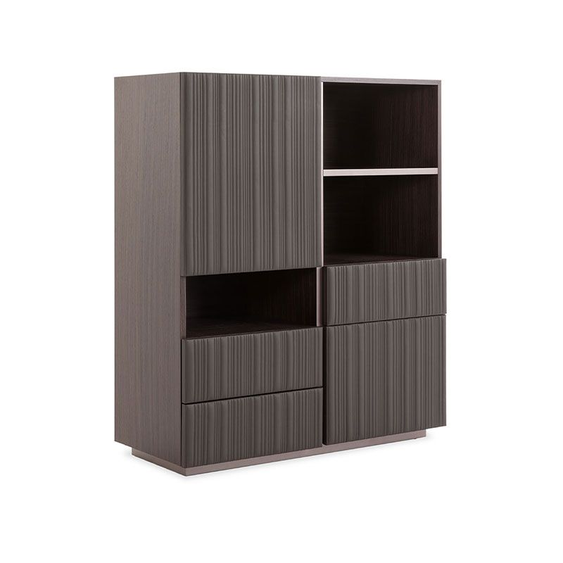 Pure Elegance Concepts: Modern Bedroom Furniture By Trussardi Casa trussardi casa Pure Elegance Concepts: Modern Bedroom Furniture By Trussardi Casa DEVEN CABINET