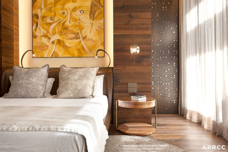Glamorous Bedroom Interiors With Refined Details By ARRCC arrcc Glamorous Bedroom Interiors With Refined Details By ARRCC Glamorous Bedroom Interiors With Refined Details By ARRCC 4