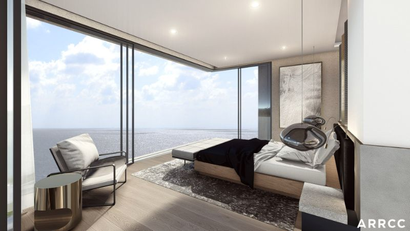 Glamorous Bedroom Interiors With Refined Details By ARRCC arrcc Glamorous Bedroom Interiors With Refined Details By ARRCC Glamorous Bedroom Interiors With Refined Details By ARRCC 7