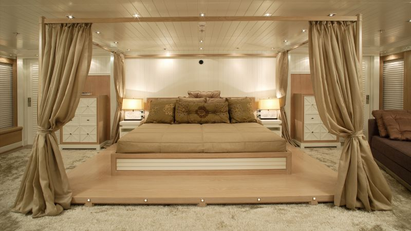 luxury bedrooms Imposing And Luxury Bedrooms Inside The Most Stunning Superyachts Imposing And Luxury Bedrooms Inside The Most Stunning Superyachts 2