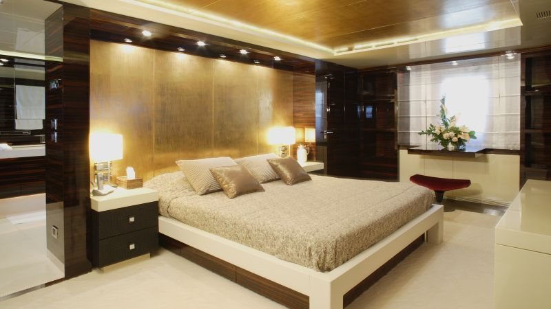luxury bedrooms Imposing And Luxury Bedrooms Inside The Most Stunning Superyachts Imposing And Luxury Bedrooms Inside The Most Stunning Superyachts 3