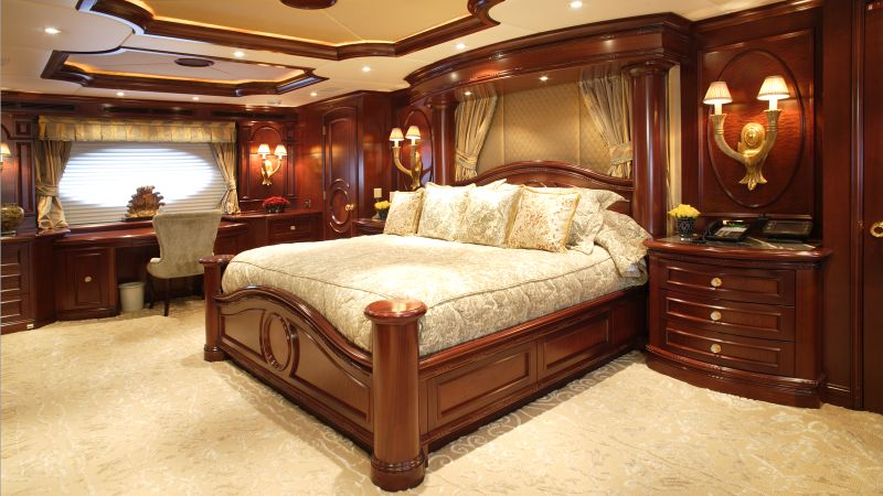 luxury bedrooms Imposing And Luxury Bedrooms Inside The Most Stunning Superyachts Imposing And Luxury Bedrooms Inside The Most Stunning Superyachts 4