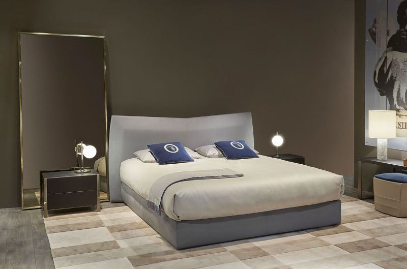 Pure Elegance Concepts: Modern Bedroom Furniture By Trussardi Casa trussardi casa Pure Elegance Concepts: Modern Bedroom Furniture By Trussardi Casa MARYL BED