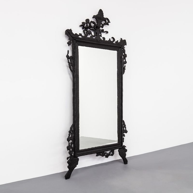 10 Magical And Unique Mirrors For Your Contemporary Bedroom unique mirrors 10 Magical And Unique Mirrors For Your Contemporary Bedroom SMOKE MIRROR