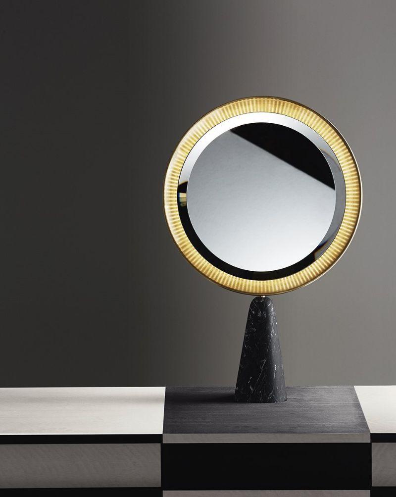 Discover Gallotti And Radice's Furniture Pieces For Your Bedroom gallotti and radice Discover Gallotti And Radice's Furniture Pieces For Your Bedroom Selene Mirror