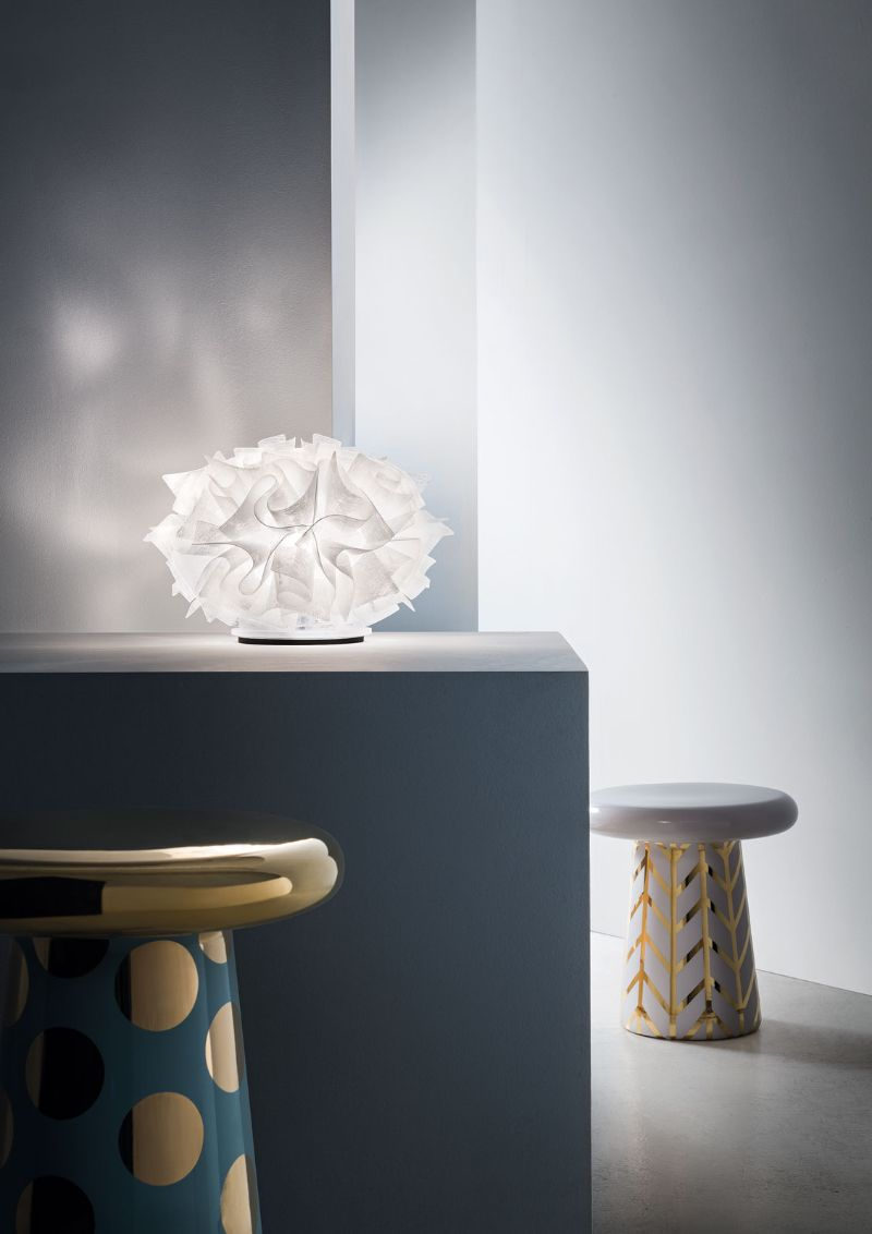 10 Modern Table Lamps By Slamp: A Glam Touch Inside Your Bedroom slamp 10 Modern Table Lamps By Slamp: A Glam Touch Inside Your Bedroom VELI COUTURE TABLE