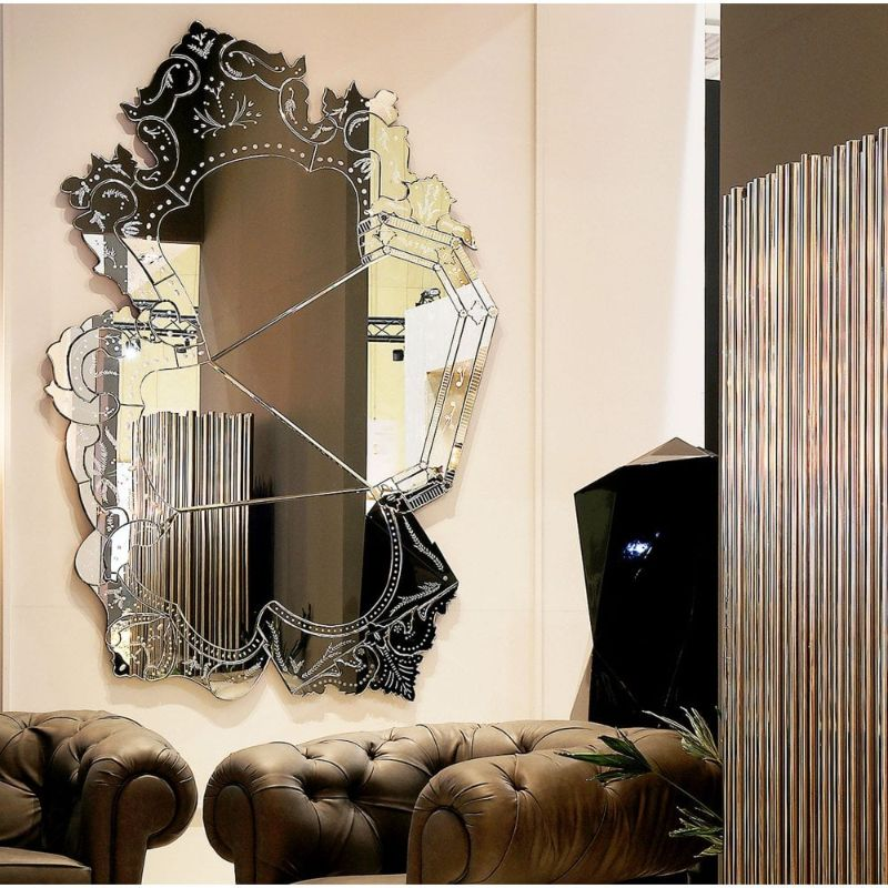 10 Magical And Unique Mirrors For Your Contemporary Bedroom unique mirrors 10 Magical And Unique Mirrors For Your Contemporary Bedroom VENICE MIRROR