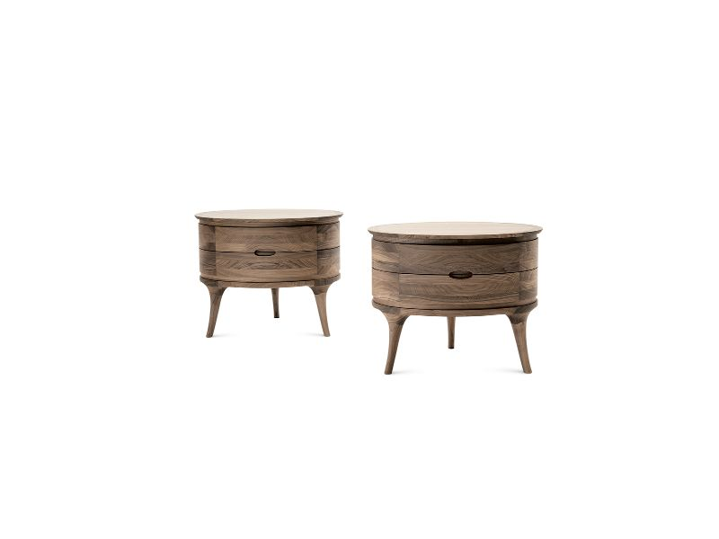 Sustainable Bedroom Furniture Pieces By Ceccotti Collezioni ceccotti collezioni Sustainable Bedroom Furniture Pieces By Ceccotti Collezioni AINDA BEDSIDE TABLE