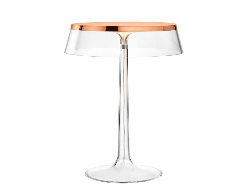 Designed By Top Product Designers: Imposing Table Lamps By Flos flos Designed By Top Product Designers: Imposing Table Lamps By Flos Bon Jour Philippe Starck