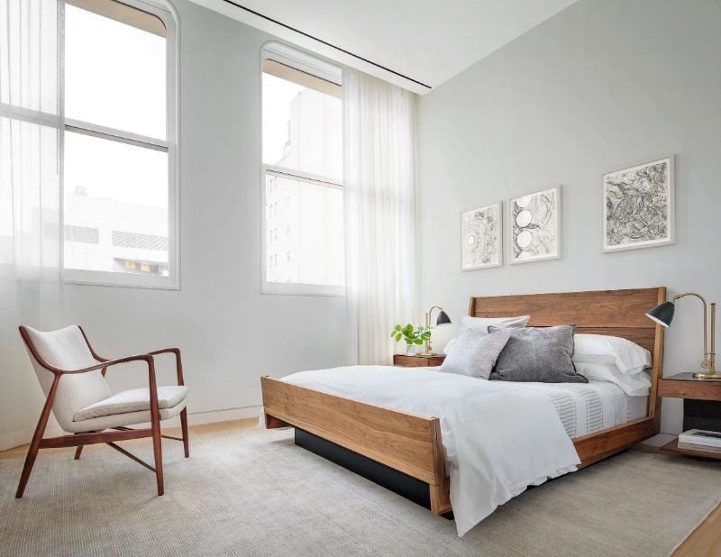 Unique Bedroom Interiors By New York's Top Interior Designers top interior designers Unique Bedroom Interiors By New York's Top Interior Designers Brad Ford