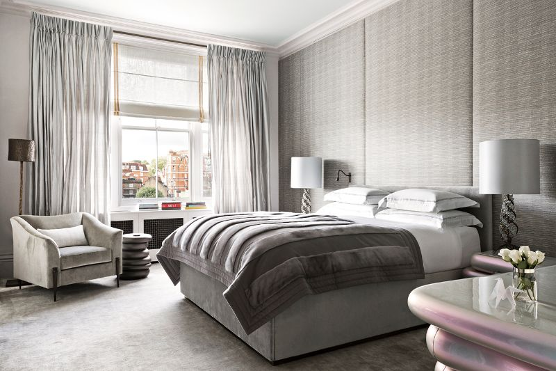 Classic And Contemporary: Bedroom Interiors By Francis Sultana