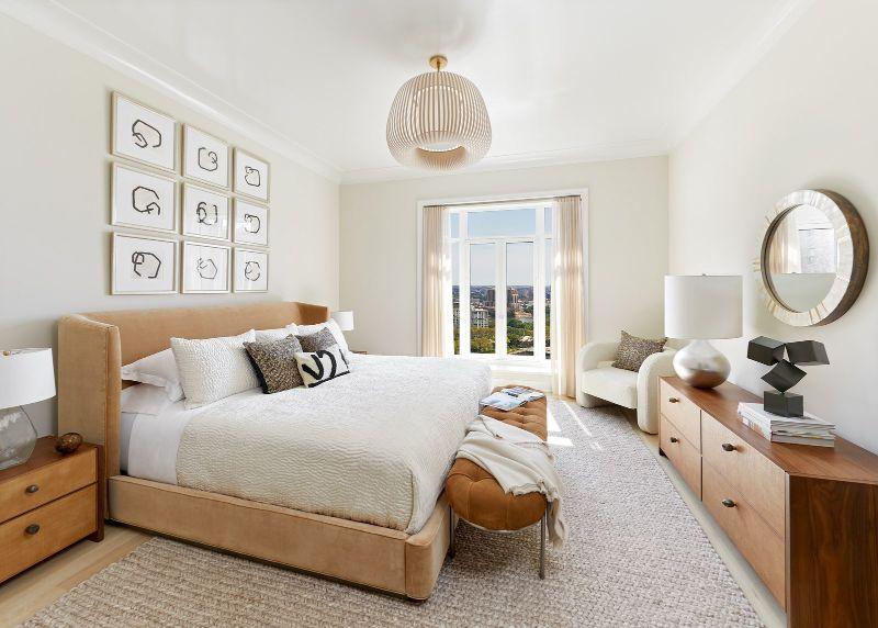 Unique Bedroom Interiors By New York's Top Interior Designers top interior designers Unique Bedroom Interiors By New York's Top Interior Designers Deborah Berke
