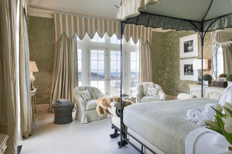 Unique Bedroom Interiors By New York's Top Interior Designers top interior designers Unique Bedroom Interiors By New York's Top Interior Designers MILES REDD